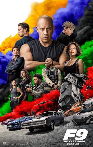 F9: The Fast Saga (Web-DL 720p Dual Latino / Ingles) (2021)