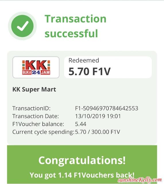 ForestOne, ForestOne App, KK Super Mart, KK Mart, 50% Rebate, Malaysia e Wallet, e Wallet, Top Rebate, Top Shopping Rebate, Mobile App, Lifestyle