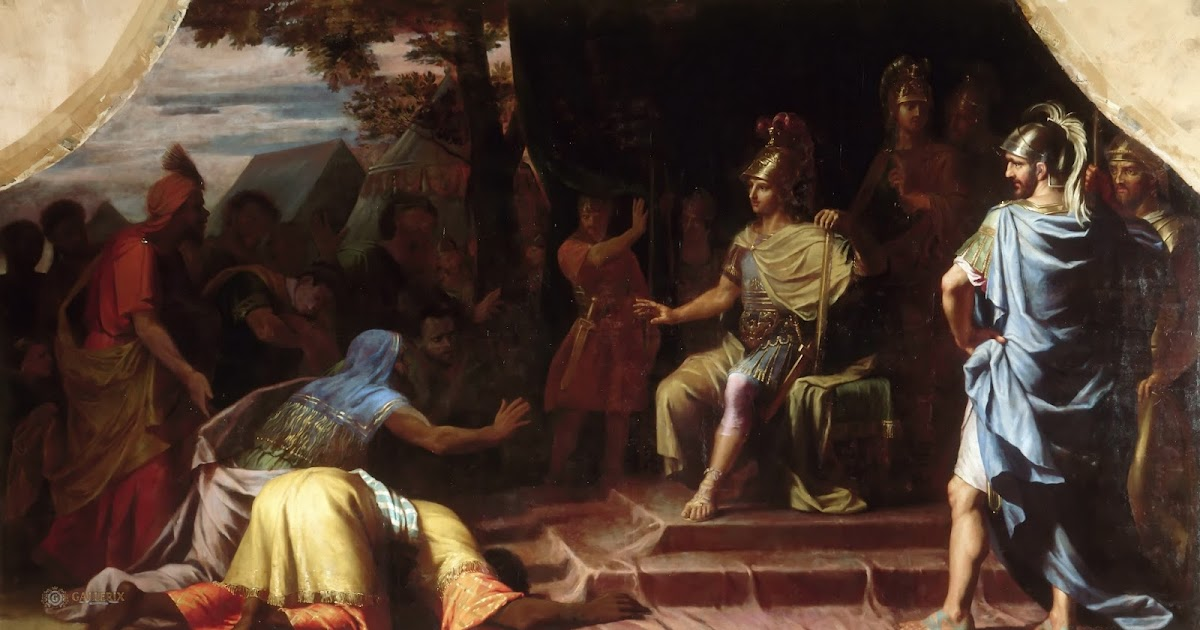 Alexander The Great Crushed An Invading Army When He Was Only 16 Years Old