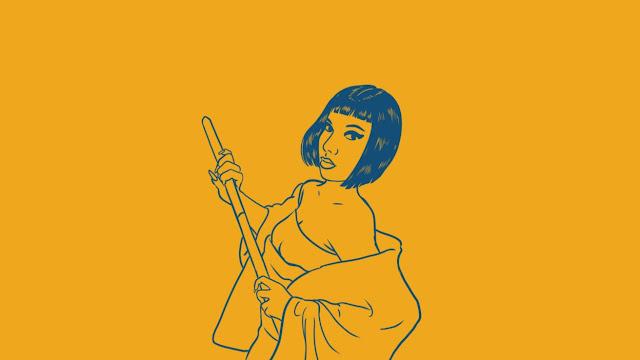 """K-efe estrena video animado para su canción """"Samurai"""""""
