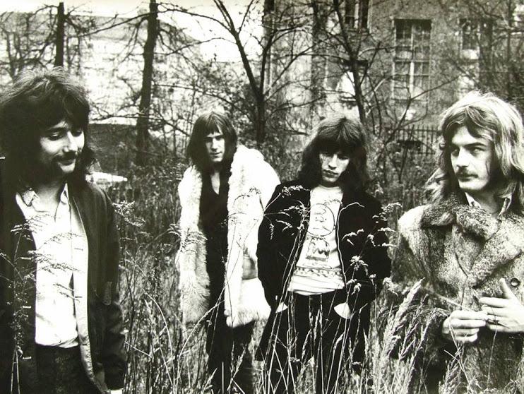 """johnkatsmc5: Murphy Blend.""""First Loss"""" 1971 German Prog Rock"""