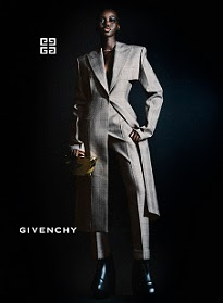 GIVENCHY AW2021 AD CAMPAIGN