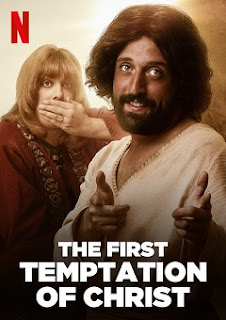 The First Temptation of Christ 2019