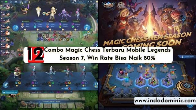 12+ Combo Magic Chess Terkuat dan Tersakit 2021