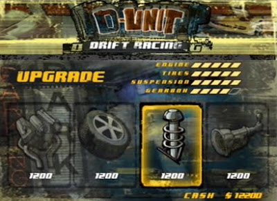 D-Unit Drift Racing (PS2) 2008