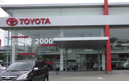 Nomor Call Center CS Toyota Auto 2000 Denpasar