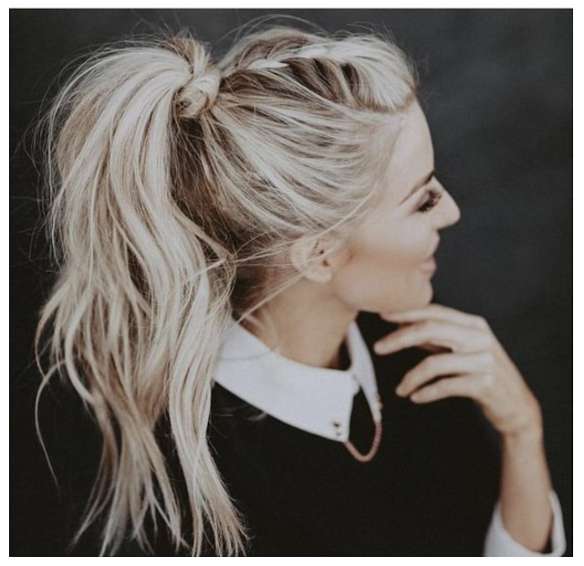 how to ponytail hairstyles 2020