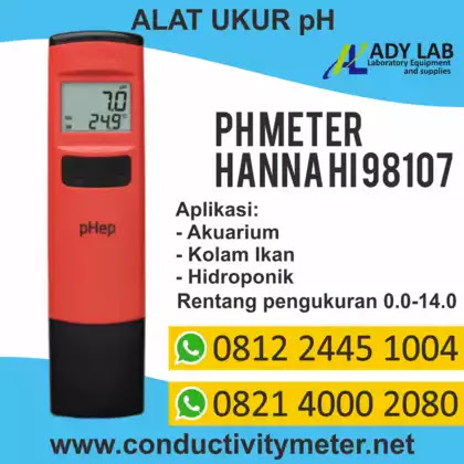 Harga pH Meter Aquarium