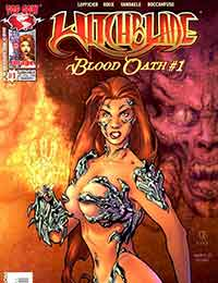 Witchblade: Blood Oath Comic
