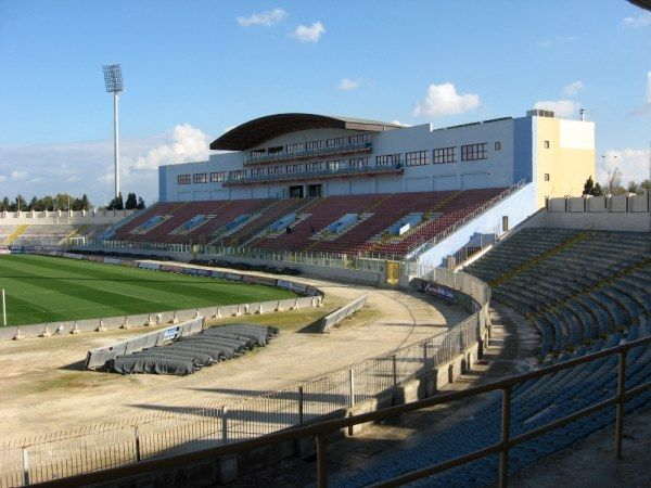 Stadion narodowy wTa Qali - Malta
