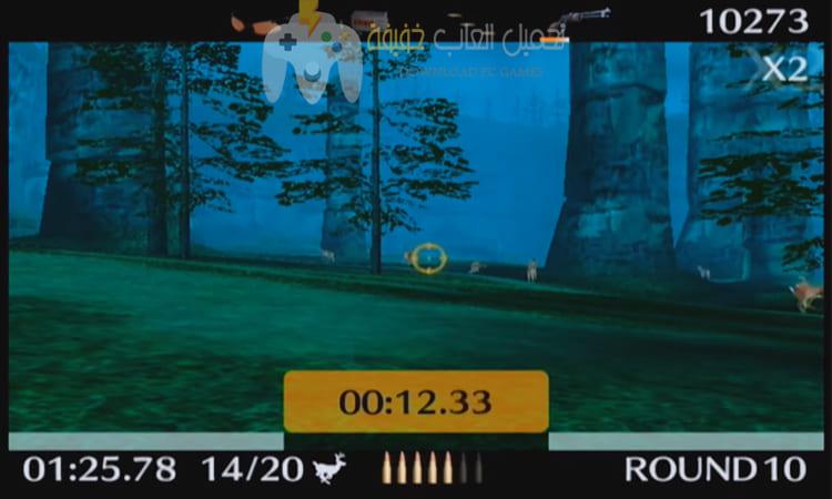 تحميل لعبة صيد الغزلان Deer drive من ميديا فاير