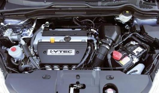 2017 Honda Brio Engine