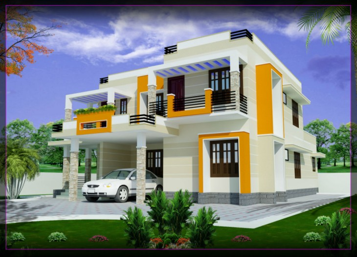 2200 Sqft 4BHK Simple Home Design Simple Home Designs on simple cloud design, country kitchen designs, simple wood homes, simple villa design, simple modern homes, simple modern exterior design, simple small homes, long house designs, simple restaurant interior design, simple interior design ideas, simple closet design, small bathroom designs, house plan your own designs,