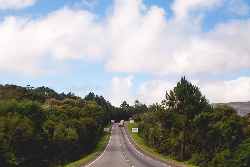 Estrada São Paulo / Curitiba