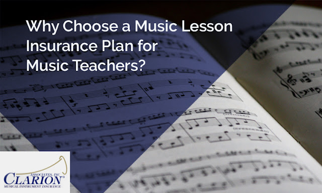 Music Lesson Insurance