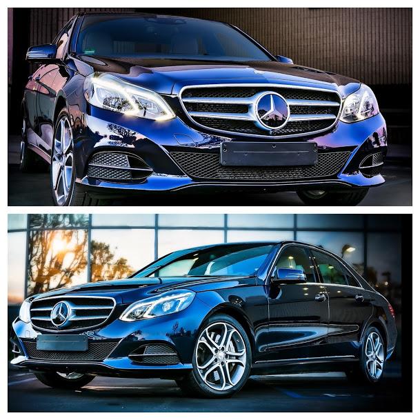 Instagram Mercedes