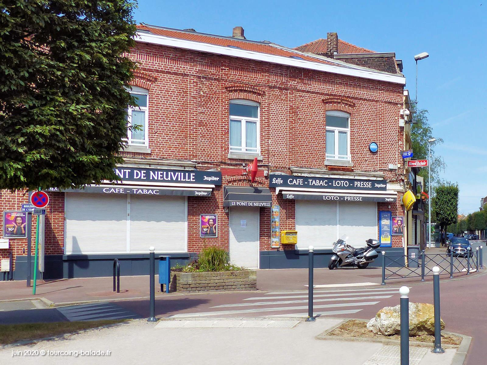 Bar Tabac Le Pont de Neuville, Tourcoing 2020