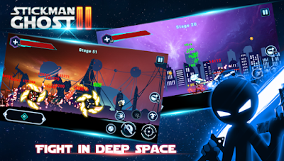 Download Stickman Ghost 2 Star Wars v4.1.2 Mod Apk