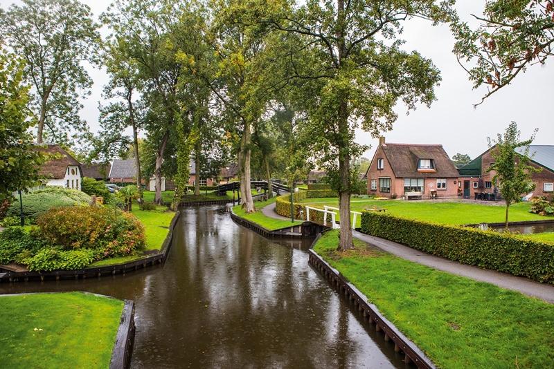 Hollanda'ya yerleşme başvuruları artıyor