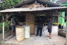 Tiga Pelaku Pemalsu BBM diringkus Polres Lumajang