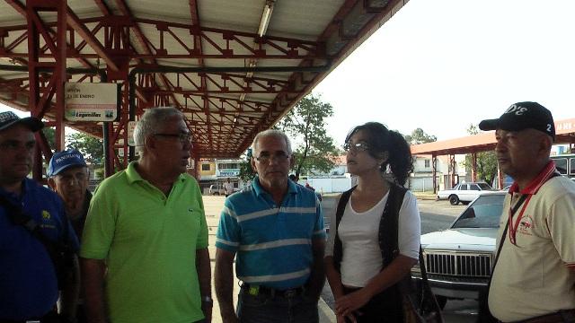 La crisis acaba con los Transportistas de la COL en el Zulia