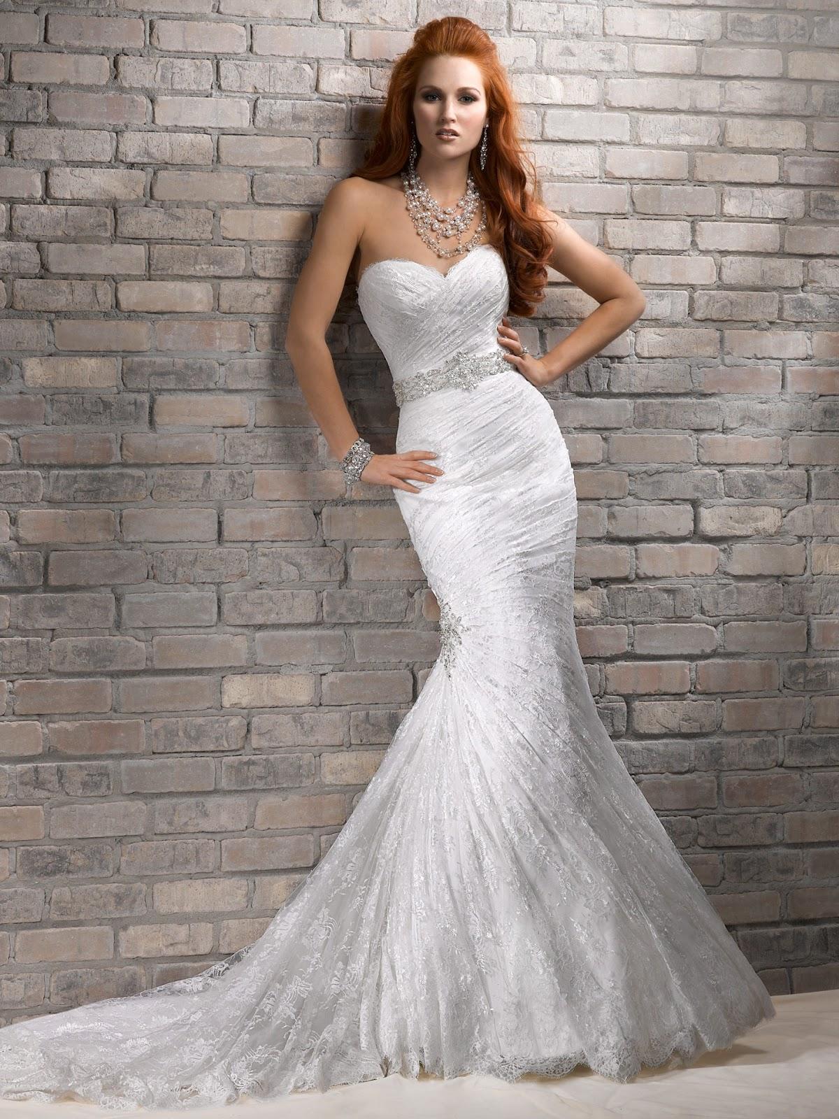 Wedding Dresses Mermaid Sweetheart Neckline edee1f40fb