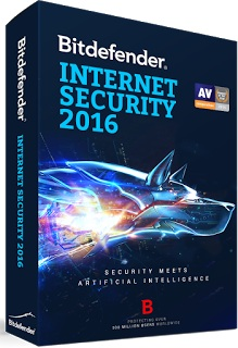 Bitdefender Internet Security 2016 Virus Solution Provider