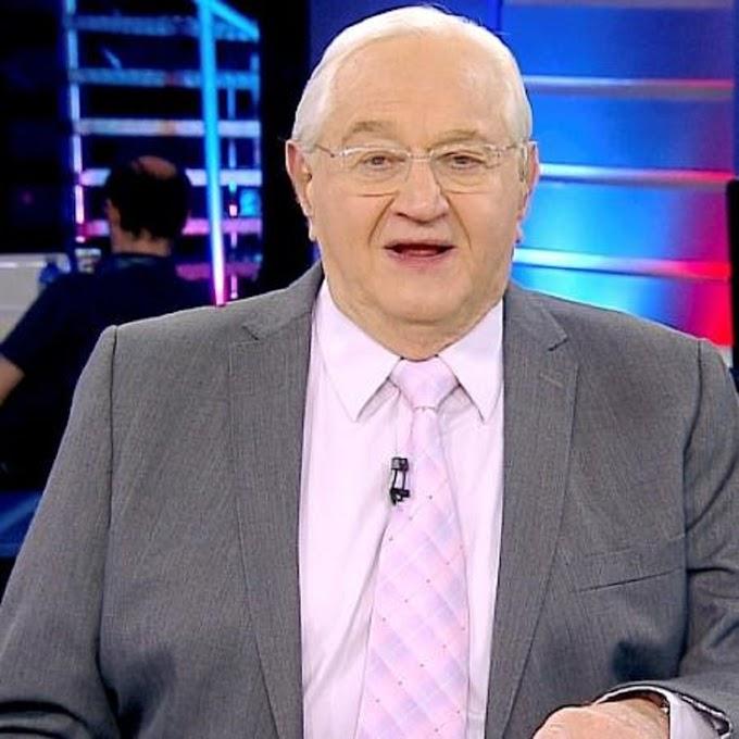 RedeTV! rompe contrato com Boris Casoy após acertar com Lacombe.