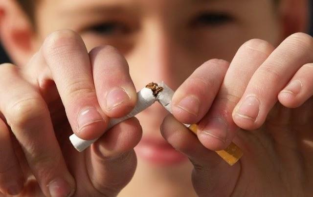 Έξυπνα διατροφικά τρικ για τη φάση της διακοπής καπνίσματος