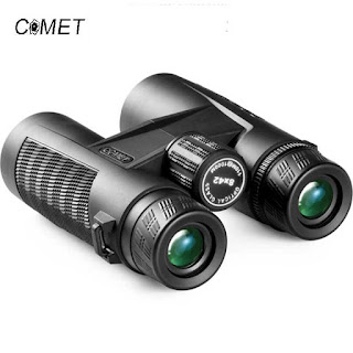 Comet 8x42 Binocular Waterproof BaK4 HD Wide Angle