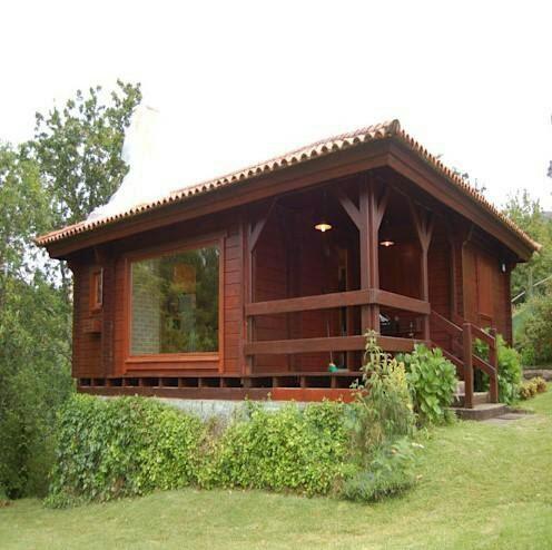 Lembang Wooden House