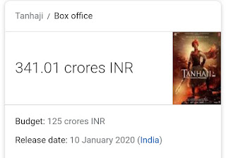 taanaji full movie download