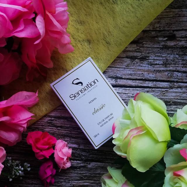 Sensation Perfume czyli marka która totalnie skradła mi duszę....