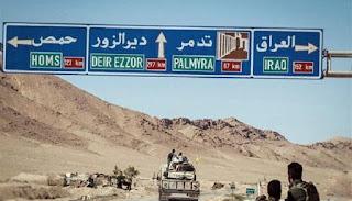 الحشد الشعبي يقتل ويصيب 13 من وهابيي داعش على الحدود بين سوريا و العراق
