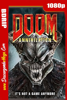 Doom Annihilation (2019) BDRip 1080p Latino