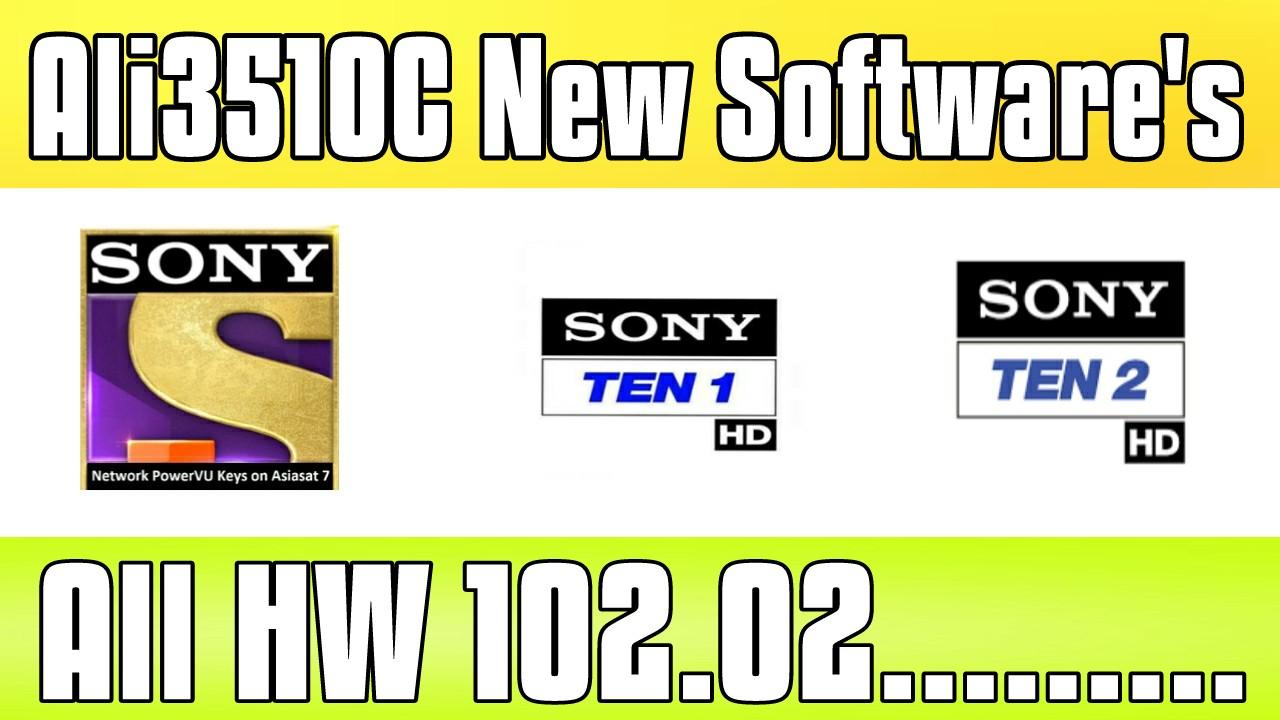 ALI3510C HW102 02 019 HD RECEIVER CLINE & TEN SPORTS OK NEW SOFTWARE
