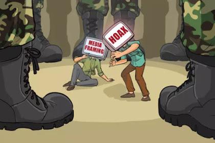 Para Purnawirawan Jenderal Menggugat Pengadilan Media