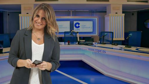 PILAR GARCÍA MUÑIZ PRESENTARÁ 'MEDIODÍA'