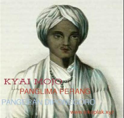 Sejarah Kyai Mojo Panglima Perang Diponegoro