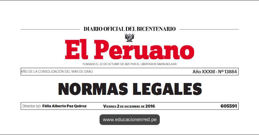 LEY Nº 30518 - Ley de Presupuesto del Sector Público para el Año Fiscal 2017 [.PDF] www.congreso.gob.pe