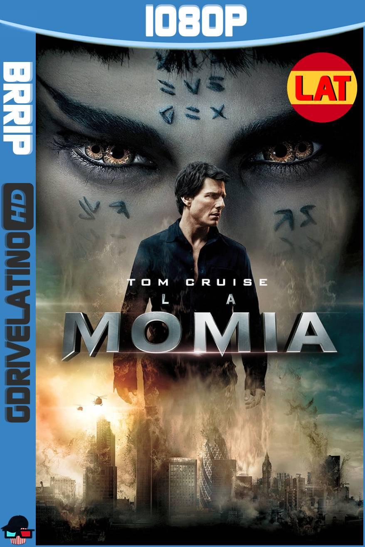 La Momia (2017) BRRip 1080p Latino-Ingles MKV