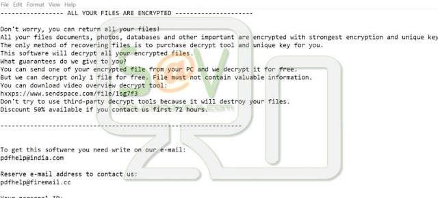 Pdfhelp@india.com Tfudet (Ransomware)