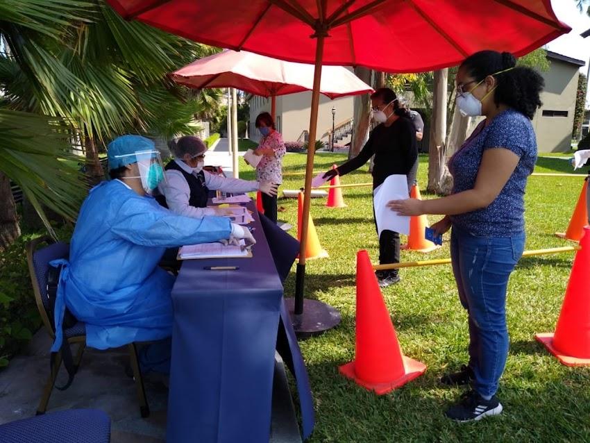 Se inscribieron 24 personas en Trujillo para retornar a Cajabamba