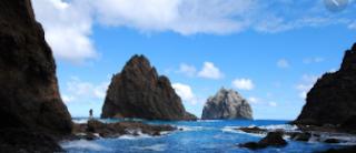 La isla de Santa Elena