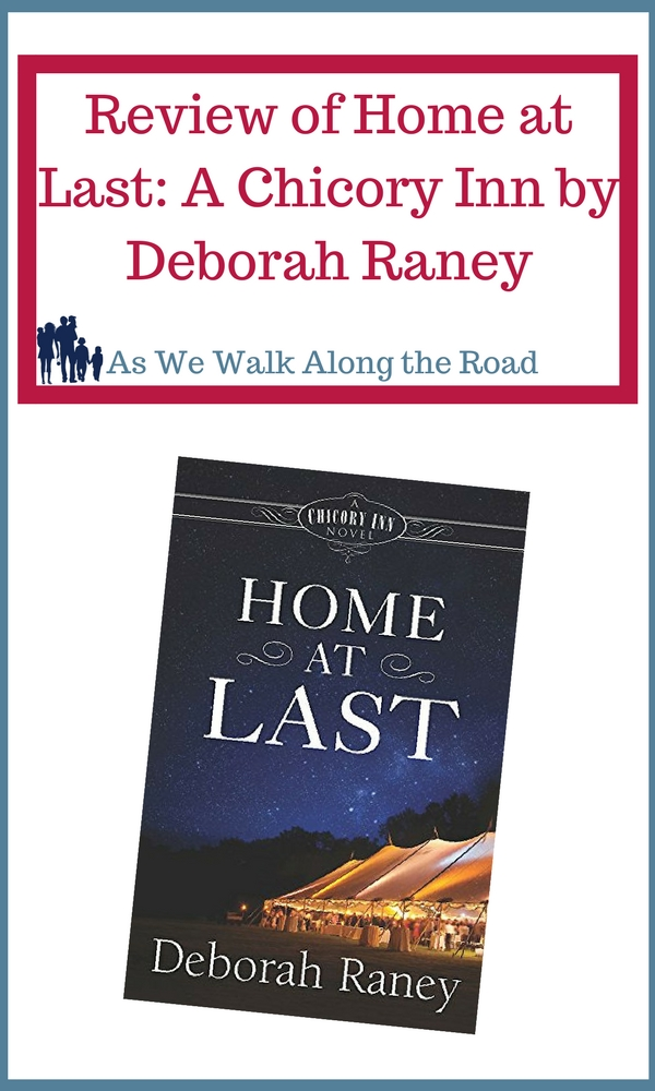 Review of Home at Last by Deborah Raney