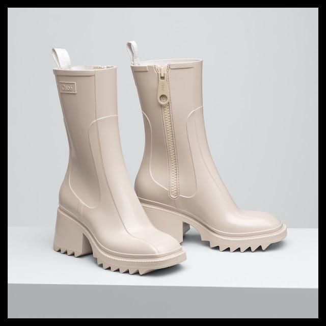 Chloé Rain Boots 2020