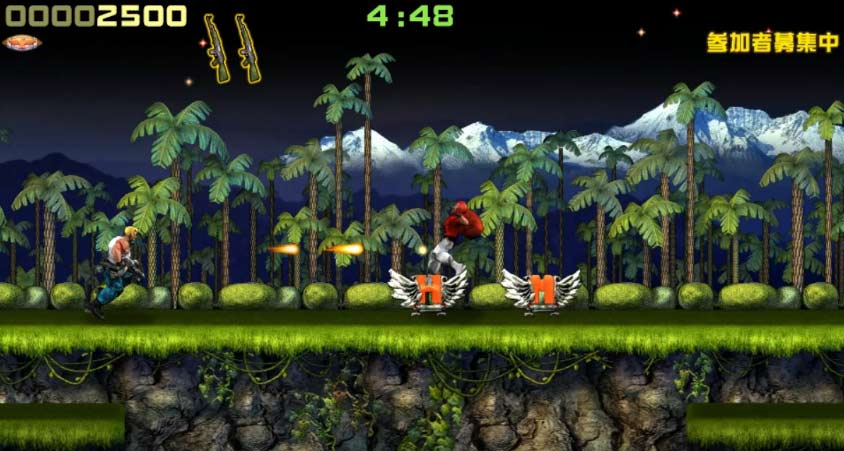 Contra Evolution PC Full
