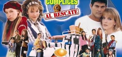 Cómplices Al Rescate – verão original que deu origem ao remake feito pelo SBT (Foto: Reprodução)