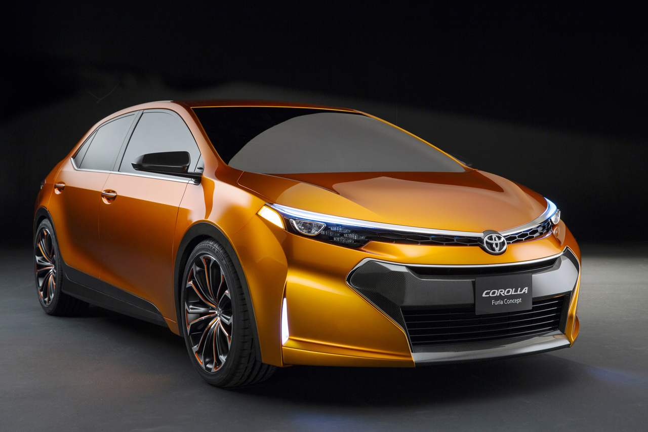 COROLLA CONCEPT BY JLV