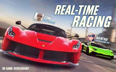 تطبيقات العاب سيارات  apps car games